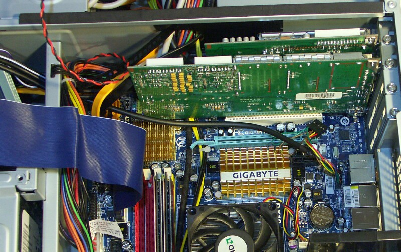 Two PCI cards